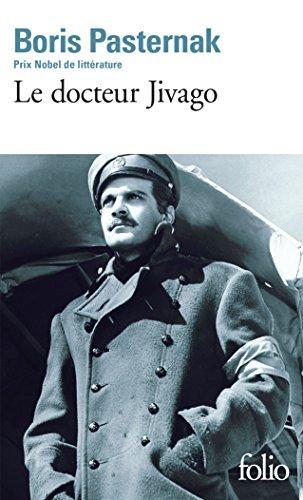 Le docteur Jivago par Boris Leonidovic Pasternak