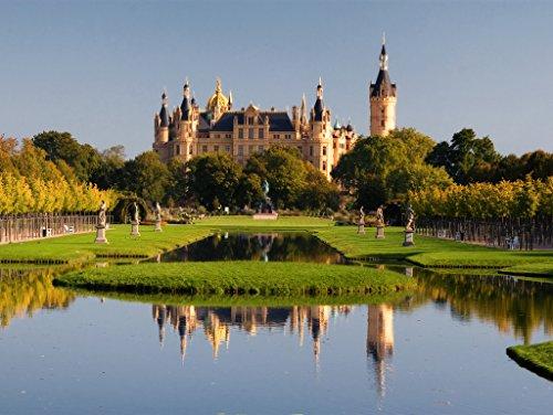 Lais Puzzle Schloss von Schwerin 1000 Teile