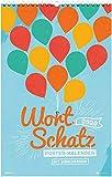 WortSchatz 2020 - Poster-Kalender: mit Bibelversen - Ben Sauer