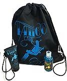 TATTOO KIT XL (POMADA TATTOO CARE PANTHENOL 100g + JABÓN TATTOO SOAP PANTHENOL 100ml) - MADE IN SPAIN 100%