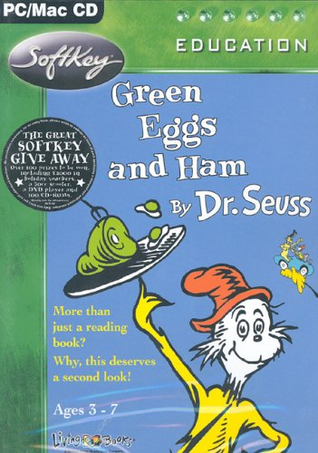 Green Eggs and Ham by Dr Seuss Test