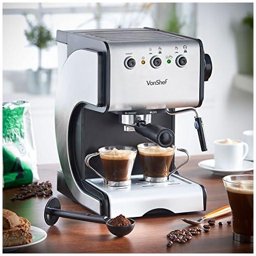 Parent Espresso Machine S/S