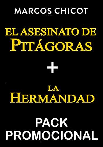 PACK PROMO El asesinato de Pitágoras + La Hermandad (Spanish Edition)