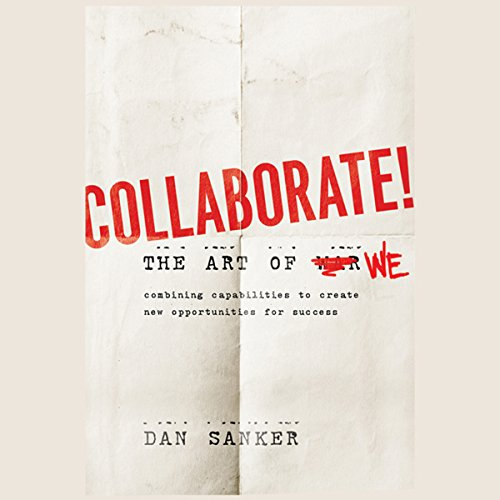 Collaborate: The Art of We  Audiolibri