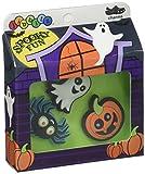 crocs Spooky Pack Schuhanhänger, Mehrfarbig (-), Einheitsgröße