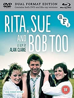 Rita, Sue and Bob Too (DVD + Blu-ray) (B06X8ZN674)   Amazon price tracker / tracking, Amazon price history charts, Amazon price watches, Amazon price drop alerts