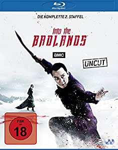 Into the Badlands - Staffel 2 - Uncut [Blu-ray]