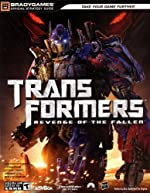 Transformers - Revenge of the Fallen Official Strategy Guide de BradyGames