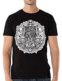 """Dorje """"Magical Mickey"""" Unique Tshirts New Style 2018 Psychedelic Tshirts Dotted Artwork Trippy Trance Men's Cotton..."""