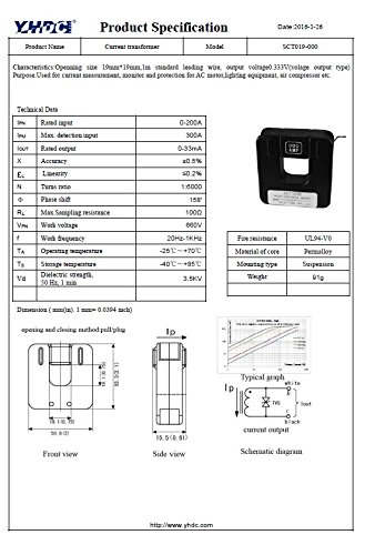 yhdc-transformador-de-corriente-sct-019-033ma-split-core-current-sensor