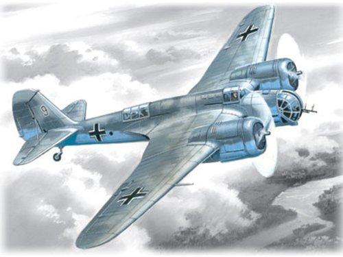 icm-72163-avia-b71-wwii-german-air-force-bomber