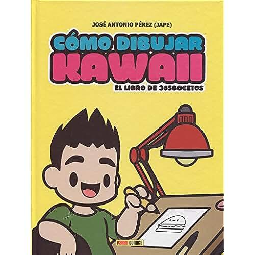 dia del libro kawaii Como dibujar Kawaii. El libro de 365 bocetos