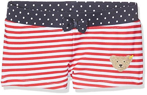 Steiff Baby-Mädchen Badeshorts Bikini Panty 6717505, Rot (Tango Red 2016), 86