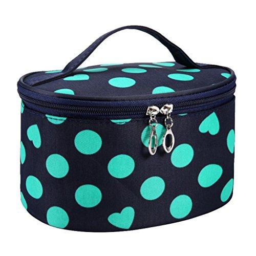 Susenstone Dot Series Cosmetic Bag Portable