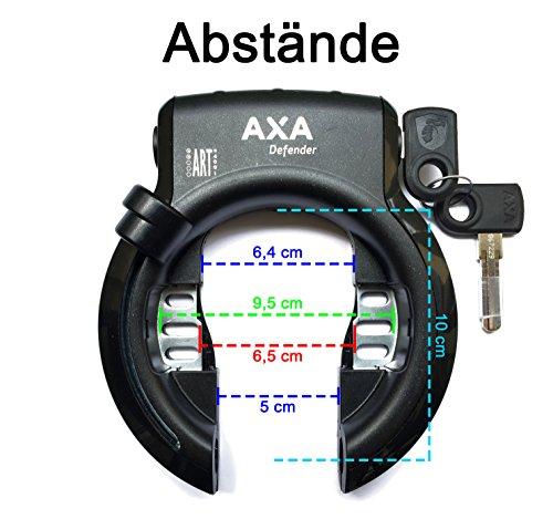 AXA Rahmenschloss DEFENDER - 2
