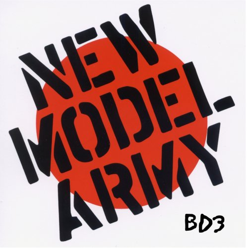 New Model Army Bd3
