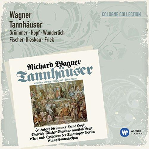 Tannhäuser · Romantische Oper In 3 Akten (Dresdner Fassung), Zweiter Akt (Die Sängerhalle Auf Der Wartburg): Den Gott Der Liebe Sollst Du Preisen (Tannhäuser - Elisabeth - Wolfram)