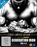 Generation Iron 1+2 - Limited Edition im FuturePak [Blu-ray]