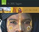 In 365 Tagen um die Welt: GEO-Tischaufsteller in hochwertiger Geschenkbox -