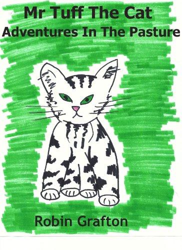 Mr Tuff The Cat - Adventures On The Farm