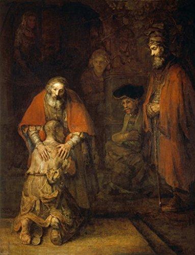 Kunstdruck / Poster: Harmensz van Rijn Rembrandt