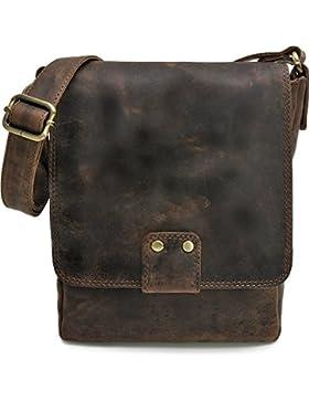 URBAN FOREST, Cntmp, Leder, Handtaschen, Messenger, Messengerbags, Business Bags, Aktentaschen, Überschlagstaschen...