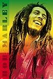 Bob Marley - Couleurs Poster (60,96 x 91,44 cm)