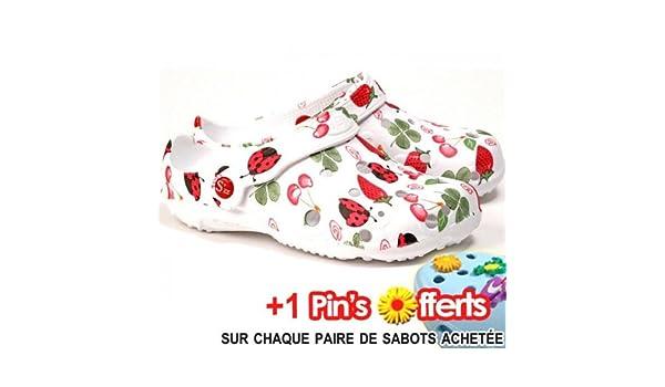 Schu'zz Clogs für Damen erdbeere 41: : Schuhe