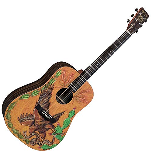 Martin DXMAE30 30th Anniversary Akustik-E-Gitarre -