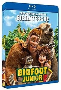 Bigfoot Jr. (Blu-Ray + Activity Book)