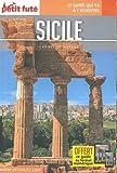 Guide Sicile 2018 Carnet Petit Futé