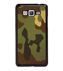 Fuson Designer Back Case Cover for Samsung Galaxy Grand Prime :: Samsung Galaxy Grand Prime Duos :: Samsung Galaxy Grand Prime G530F G530Fz G530Y G530H G530Fz/Ds (Military Print Design Respect Army Soldier)