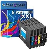 PlatinumSerie® 5x Gel-Patrone XXL kompatibel für Ricoh GC-21 Ricoh AficioGX 3000 GX 3050 SFN GX 3050 N