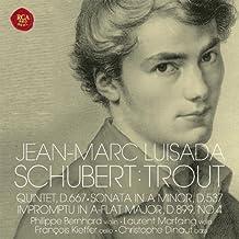 Jean-Marc Luisada Plays Schubert