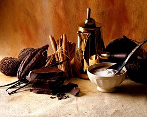 Cucina - Chocolate, Cabannes/Ryman Stampa D'Arte (30 x 24cm)