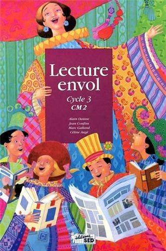 Lecture Envol Cycle 3 CM2 : Livre de l'élève