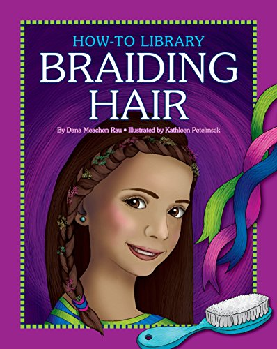 Braiding Hair (How-to Library) (English Edition)
