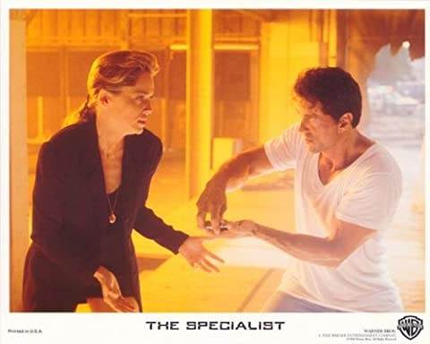 The Specialist Plakat Movie Poster (11 x 14 Inches - 28cm x 36cm) (1994) E