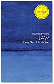 Law: A Very Short Introduction 2/e (Very Short Introductions)