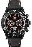 ICE-Watch CH.BOE.B.S.14 Ice Chrono Drift  - Wristwatch Unisex, Silicone, Band Colour: Black