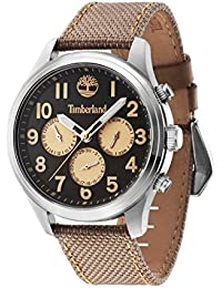 Timberland 14477JS/61 - Reloj , correa de nailon color beige