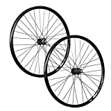 Taylor-Wheels 26 Zoll Laufradsatz Mavic XM319 mit Shimano XT Disc Naben schwarz