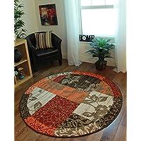 Suchergebnis auf Amazon.de für: Orange - Teppiche / Teppiche ...