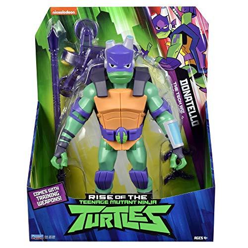 Teenage Mutant Ninja Turtles tuab3210die Rise Giant Action Figuren-Donatello
