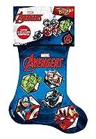 Calza della Befana a tema Avengers. La calza contiene i seguenti prodotti:- B2981 MVL 500 Blind Bag- B1686 MVL Action Figures 6 - B0440 Maschera Assortita- AVG Fumetto Deluxe