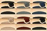 Kettelservice-Metzker Stufenmatten Ramon Halbrund Blau 16 Stück