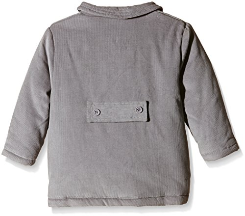 Neck & Neck Babys Mantel, grau (grey / gris 80), größe 2 Jahre - 2