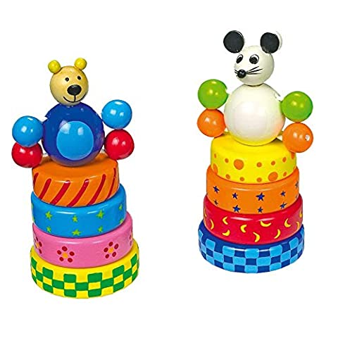 Legler Plugging Mouse and Bear Preschool Learning Toy