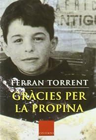 Gràcies per la propina luxe par Ferran Torrent