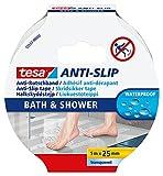 tesa Anti-Rutschband Bad und Dusche, Transparent